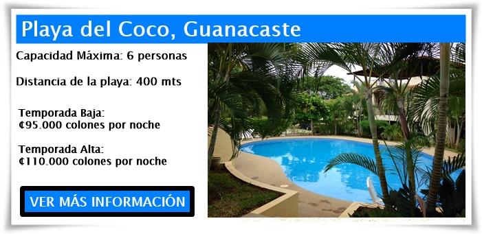 Alquiler de casas de playa en Guanacaste Costa Rica, Villas equipadas