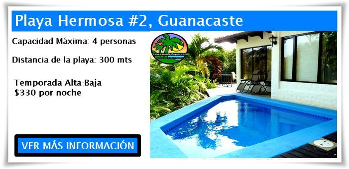 Villas Sol - Condovac - Villas y casas para vacacionar en playa hermosa guanacaste