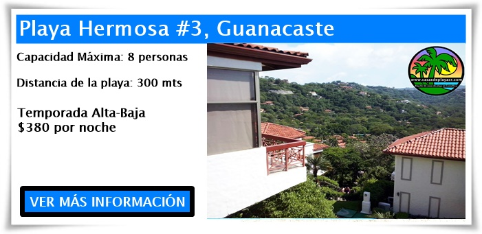 Condovac y Villas sol casas en guanacaste