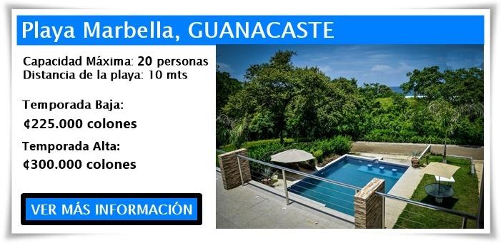 Alquiler de Casas de Playa en Costa Rica  Villas en Guanacaste Puntarenas