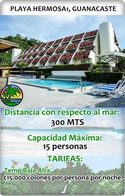 Casas equipadas en Playa Hermosa Guanacaste - Villas Sol